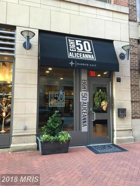 850 Aliceanna Street #302, Baltimore, MD 21202 (#BA10148978) :: SURE Sales Group