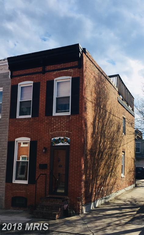 401 Sanders Street E, Baltimore, MD 21230 (#BA10155338) :: The Miller Team