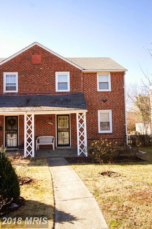 3009 Echodale Avenue, Baltimore, MD 21214 (#BA10155919) :: AJ Team Realty
