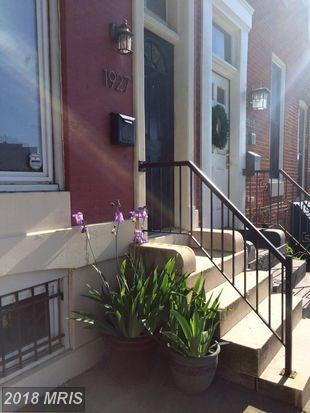 1927 Baltimore Street E, Baltimore, MD 21231 (#BA10156949) :: SURE Sales Group