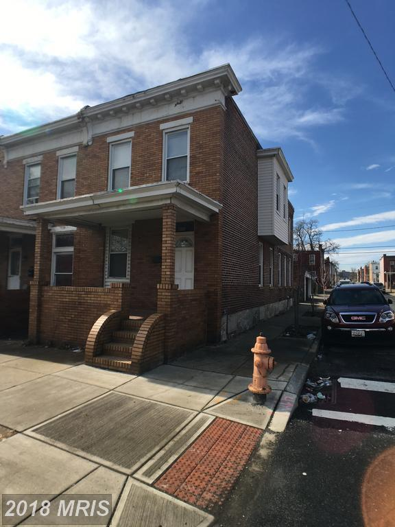 450 Highland Avenue, Baltimore, MD 21224 (#BA10158024) :: CORE Maryland LLC
