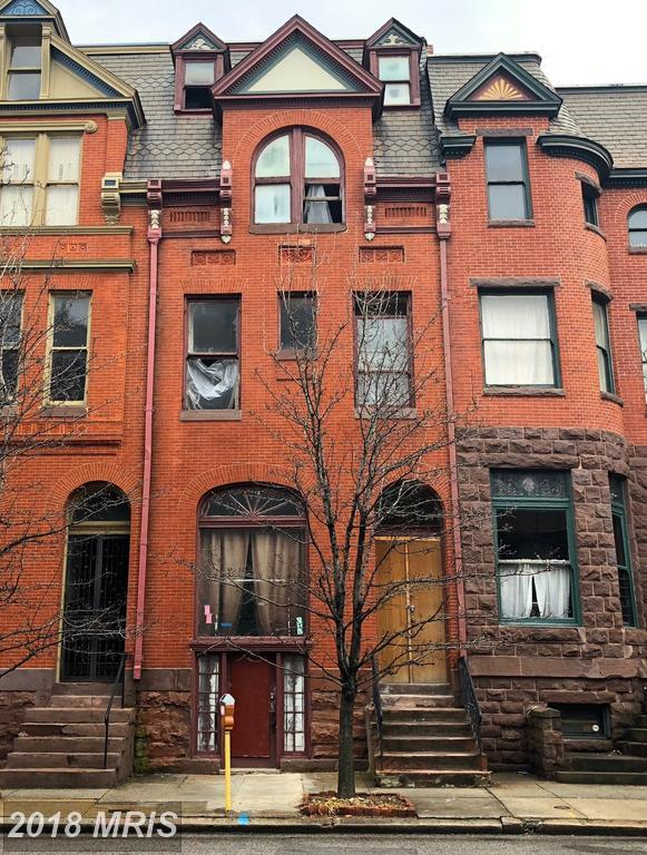 1927 Saint Paul Street, Baltimore, MD 21218 (#BA10158259) :: The Gus Anthony Team