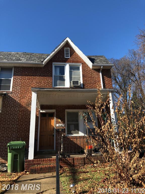 3642 Old York Road, Baltimore, MD 21218 (#BA10158529) :: The Gus Anthony Team