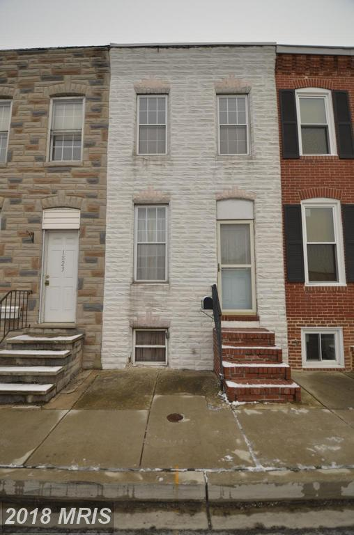 1825 S Hanover Street, Baltimore, MD 21230 (#BA10158995) :: The Gus Anthony Team