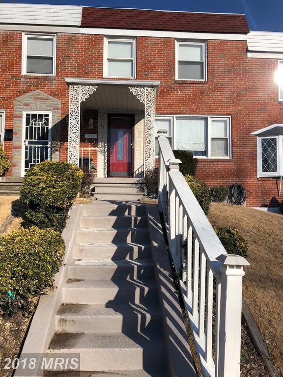 5521 Whitwood Road, Baltimore, MD 21206 (#BA10159308) :: CORE Maryland LLC