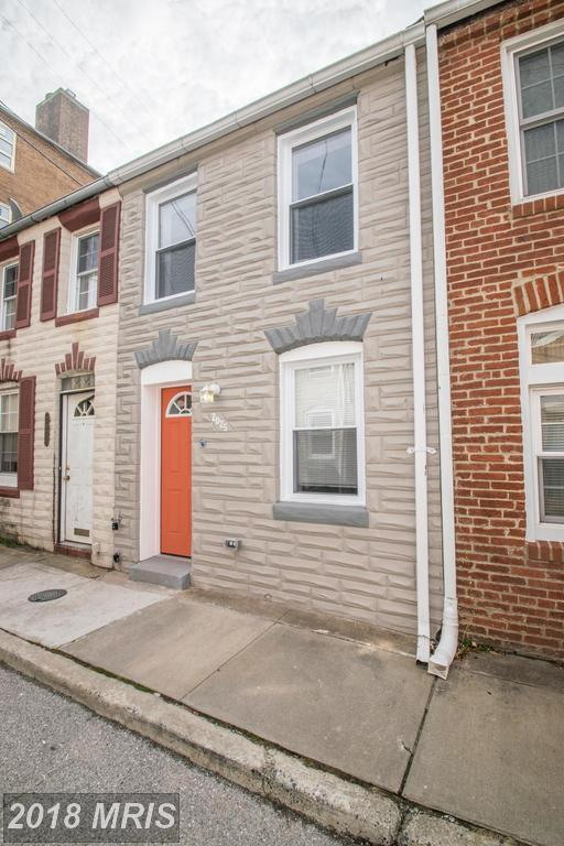 2025 Portugal Street, Baltimore, MD 21231 (#BA10159335) :: SURE Sales Group