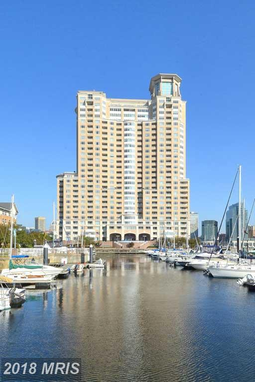 100 Harborview Drive #1609, Baltimore, MD 21230 (#BA10160602) :: SURE Sales Group