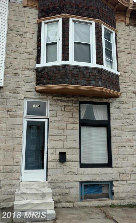 104 Highland Avenue, Baltimore, MD 21224 (#BA10160635) :: SURE Sales Group