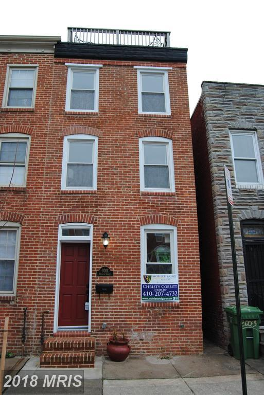 3011 Hudson Street, Baltimore, MD 21224 (#BA10160760) :: SURE Sales Group
