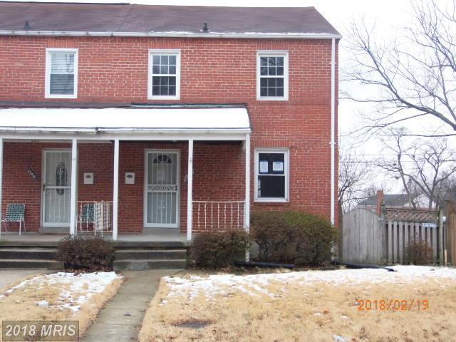 2317 Cloville Avenue, Baltimore, MD 21214 (#BA10162057) :: The Gus Anthony Team