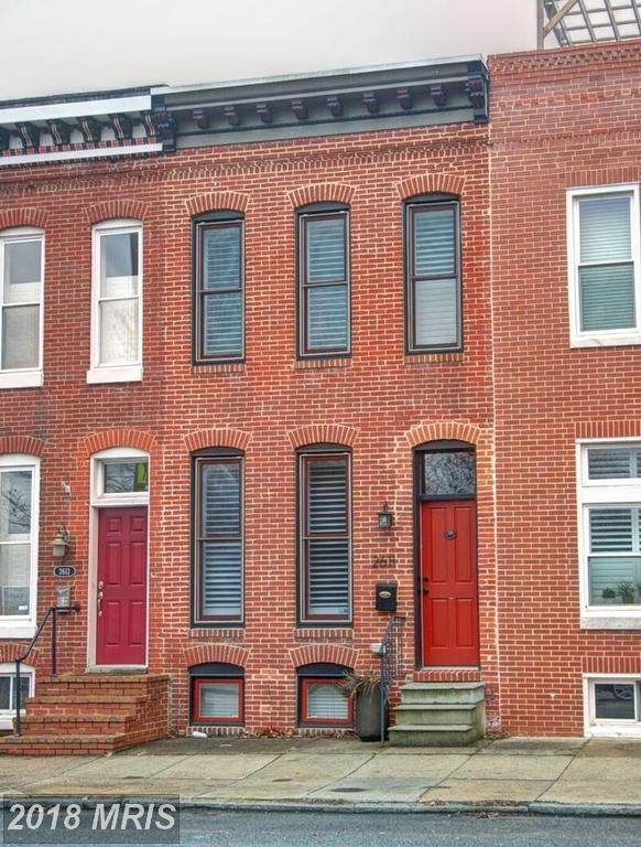2611 Eastern Avenue, Baltimore, MD 21224 (#BA10162286) :: Hill Crest Realty