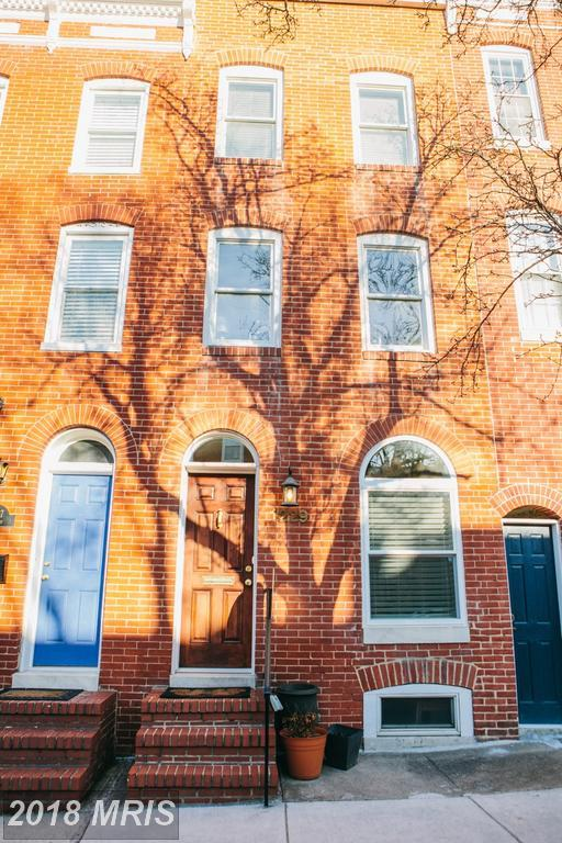 1229 Battery Avenue, Baltimore, MD 21230 (#BA10162298) :: The Bob & Ronna Group