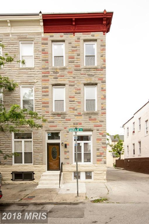 2208 Barclay Street, Baltimore, MD 21218 (#BA10171363) :: The Gus Anthony Team