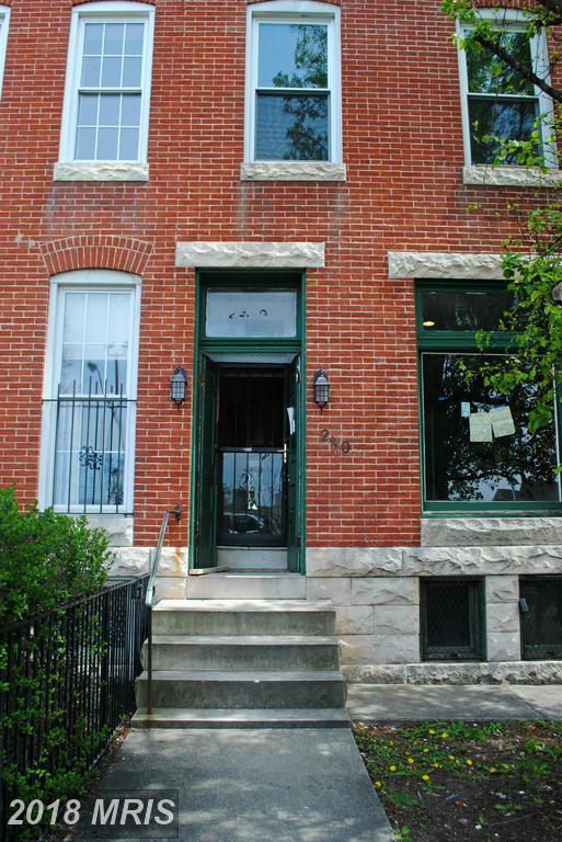 2409 Maryland Avenue, Baltimore, MD 21218 (#BA10174624) :: The MD Home Team