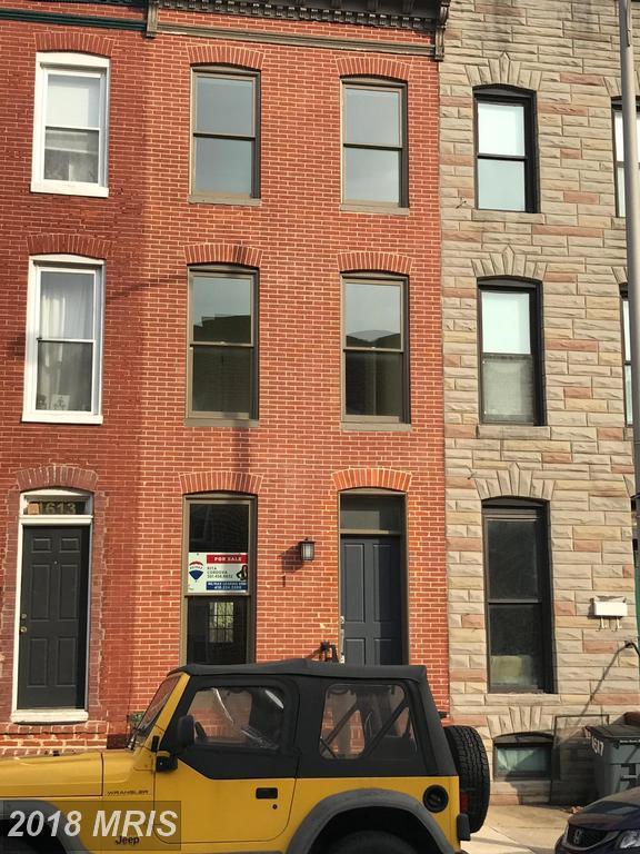 1615 Hanover Street, Baltimore, MD 21230 (#BA10175733) :: SURE Sales Group
