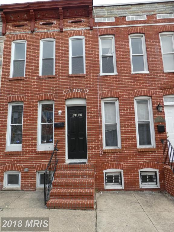 1127 Sargeant Street, Baltimore, MD 21223 (#BA10177258) :: SURE Sales Group