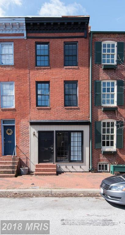 706 S. Hanover Street, Baltimore, MD 21230 (#BA10178154) :: SURE Sales Group