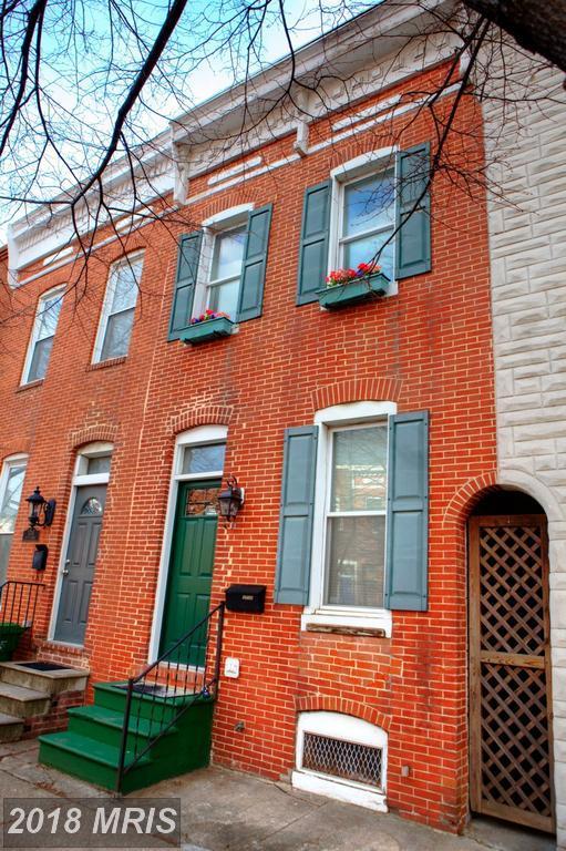 1712 Charles Street, Baltimore, MD 21230 (#BA10179817) :: SURE Sales Group