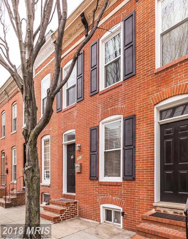 1218 Patapsco Street, Baltimore, MD 21230 (#BA10180573) :: SURE Sales Group