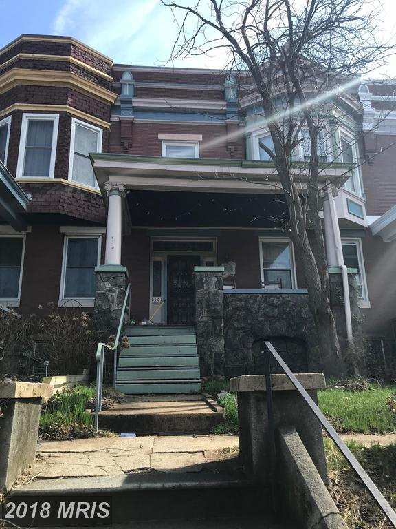 2907 Guilford Avenue, Baltimore, MD 21218 (#BA10183346) :: The MD Home Team