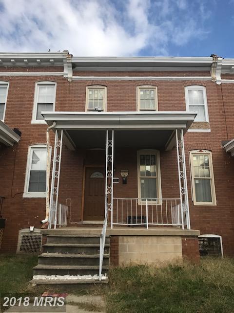 628 Melville Avenue, Baltimore, MD 21218 (#BA10183379) :: Samantha Bendigo