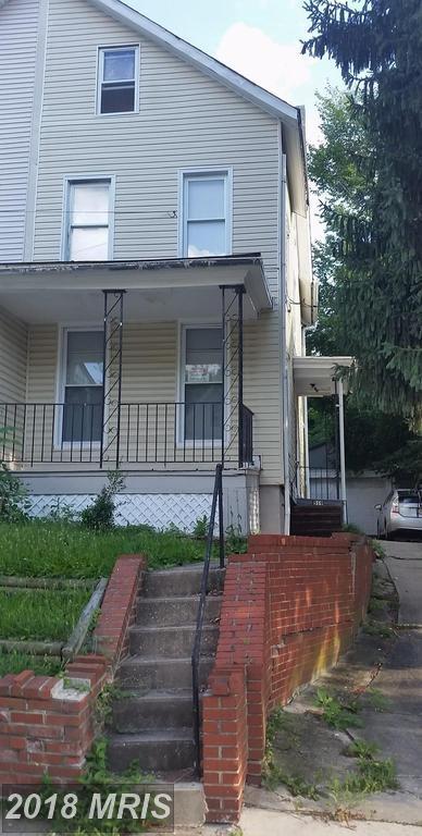519 Chestnut Hill Avenue, Baltimore, MD 21218 (#BA10184128) :: SURE Sales Group