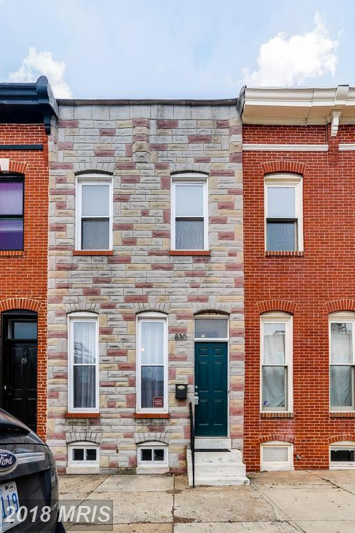 830 East Avenue S, Baltimore, MD 21224 (#BA10184912) :: Circadian Realty Group