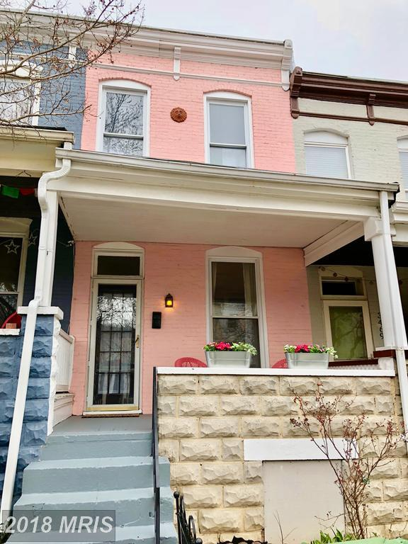 3501 Hickory Avenue, Baltimore, MD 21211 (#BA10185157) :: The MD Home Team