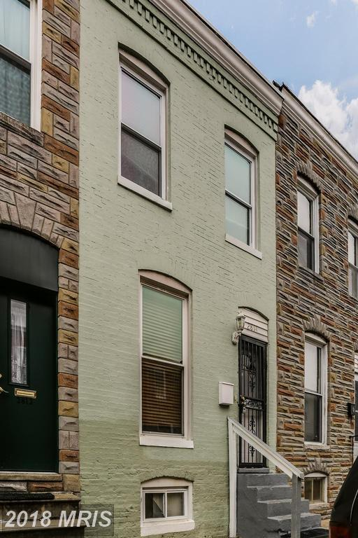 2814 Miles Avenue, Baltimore, MD 21211 (#BA10186524) :: Browning Homes Group