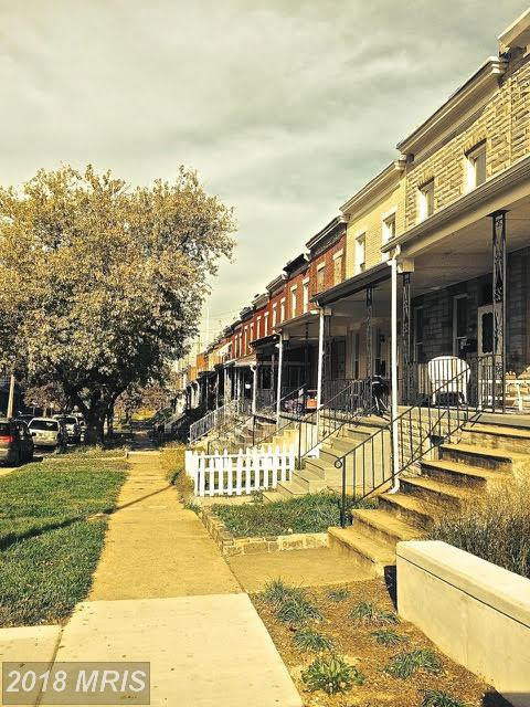 2231 Cedley Street SE, Baltimore, MD 21230 (#BA10186619) :: Bob Lucido Team of Keller Williams Integrity