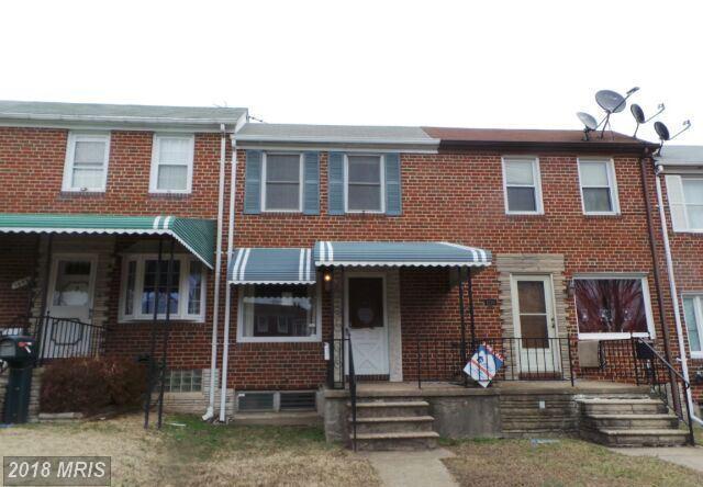 1207 Delbert Avenue, Baltimore, MD 21222 (#BA10188031) :: Bob Lucido Team of Keller Williams Integrity