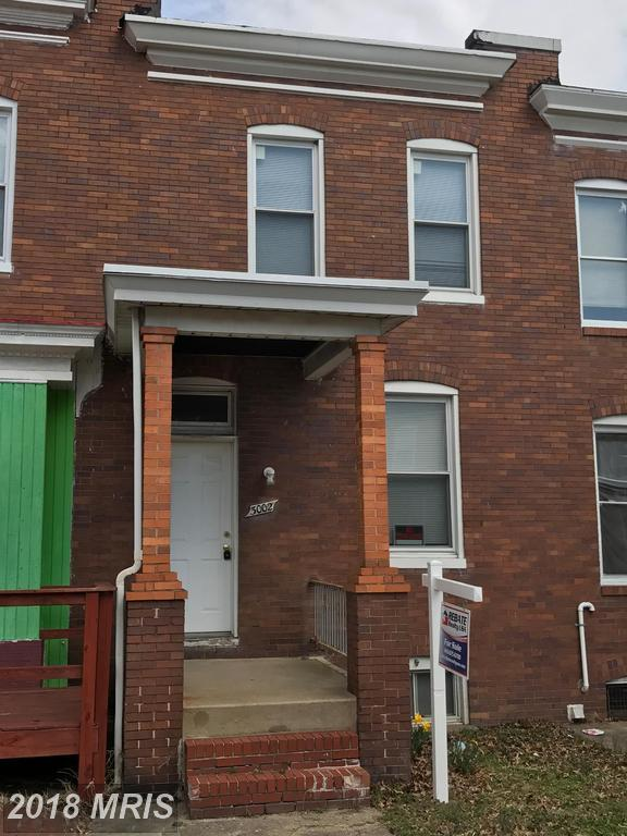 3002 Kenyon Avenue, Baltimore, MD 21213 (#BA10188290) :: Blackwell Real Estate