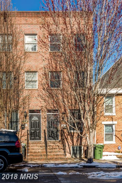 1342 Towson Street, Baltimore, MD 21230 (#BA10188394) :: The Sebeck Team of RE/MAX Preferred