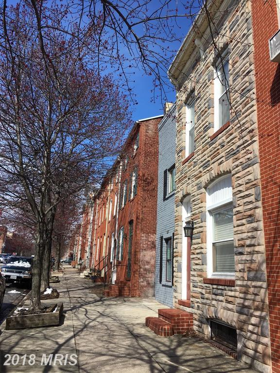 335 Ann Street S, Baltimore, MD 21231 (#BA10189007) :: The Sebeck Team of RE/MAX Preferred