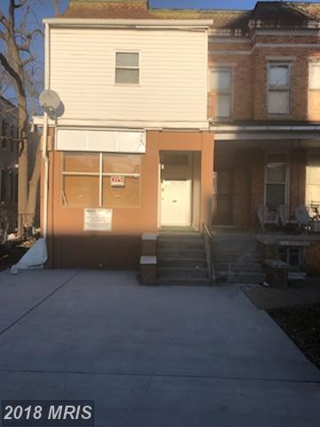 4915 Park Heights Avenue, Baltimore, MD 21215 (#BA10190585) :: AJ Team Realty