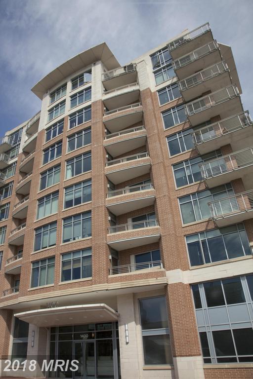 1400 Lancaster Street #504, Baltimore, MD 21231 (#BA10196172) :: Dart Homes