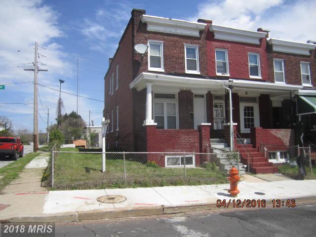 700 Bartlett, Baltimore, MD 21218 (#BA10203642) :: Keller Williams Pat Hiban Real Estate Group