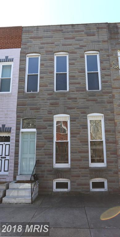 3111 O'donnell Street, Baltimore, MD 21224 (#BA10213478) :: The Miller Team