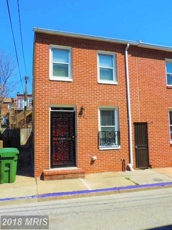 901 Bevan Street, Baltimore, MD 21230 (#BA10213809) :: The Dailey Group
