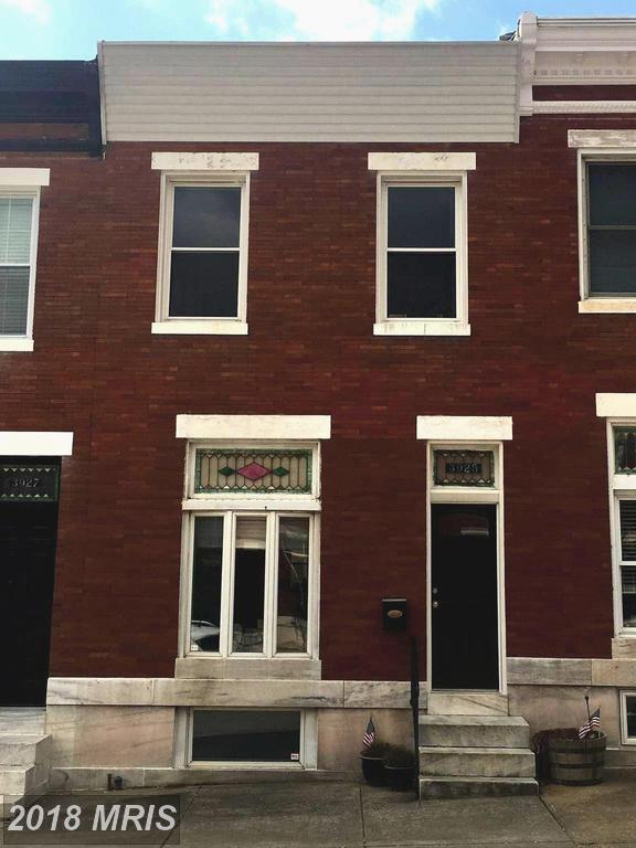 3925 Fait Avenue, Baltimore, MD 21224 (#BA10214605) :: The Bob & Ronna Group