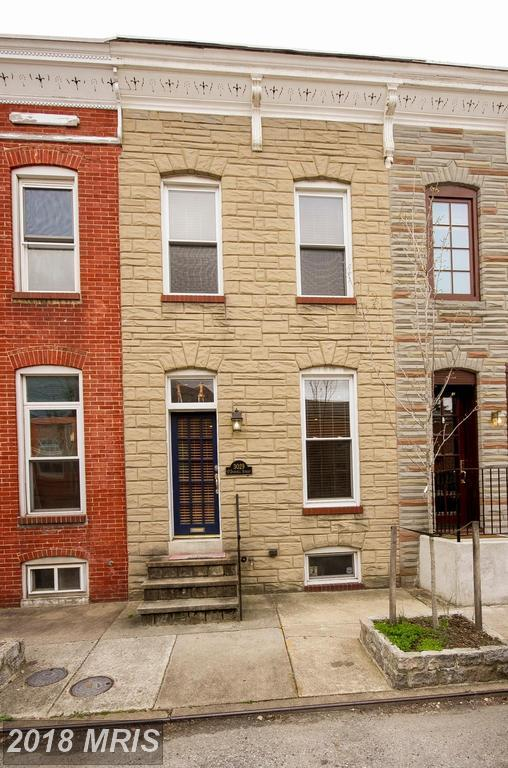 3029 O'donnell Street, Baltimore, MD 21224 (#BA10215387) :: The Dailey Group