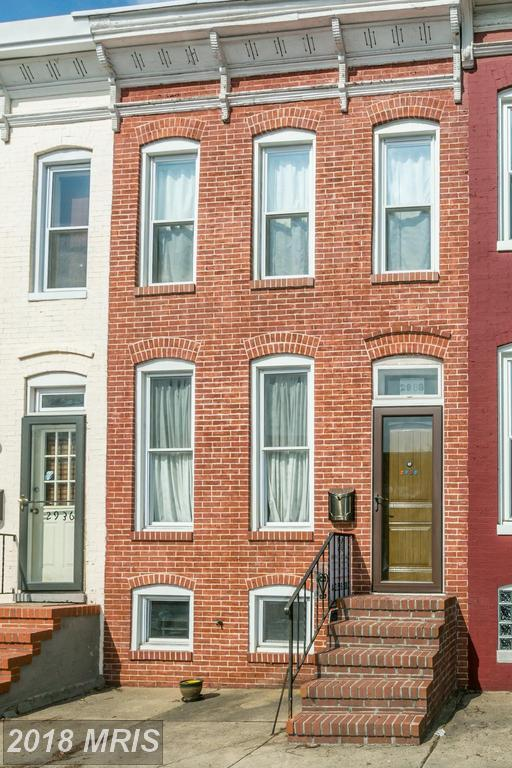 2938 Keswick Road, Baltimore, MD 21211 (#BA10215936) :: The Dailey Group
