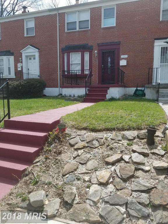 1267 Walker Avenue, Baltimore, MD 21239 (#BA10215986) :: RE/MAX Gateway