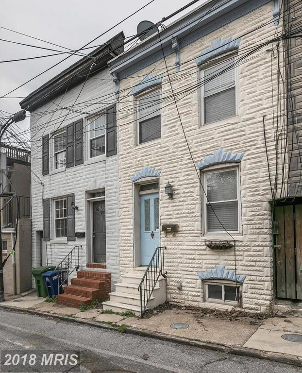 722 Port Street S, Baltimore, MD 21224 (#BA10216044) :: The Dailey Group