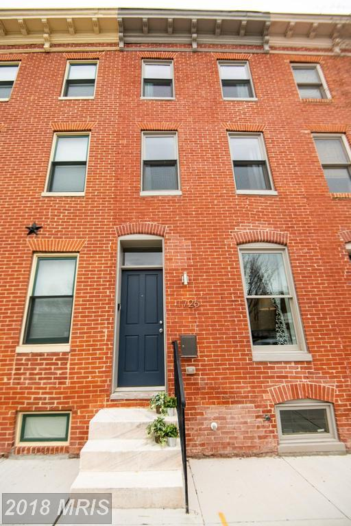 1726 Chase Street, Baltimore, MD 21213 (#BA10216251) :: Browning Homes Group