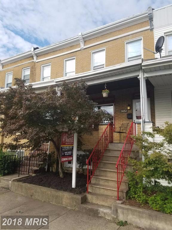 3652 Keswick Road, Baltimore, MD 21211 (#BA10216288) :: Wilson Realty Group