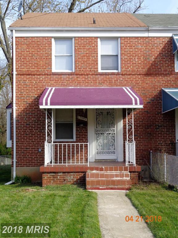 4304-1/2 Norfolk Avenue, Baltimore, MD 21216 (#BA10216769) :: RE/MAX Gateway