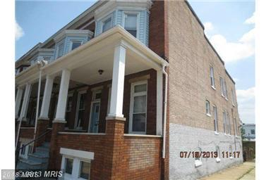 1701 Ruxton Avenue, Baltimore, MD 21216 (#BA10216891) :: CR of Maryland