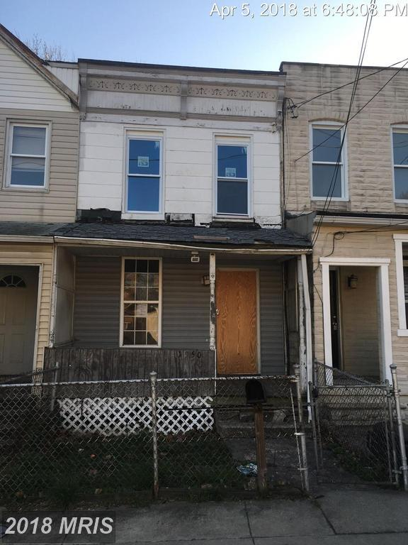 1950 Sponson Street, Baltimore, MD 21230 (#BA10217104) :: The Dailey Group