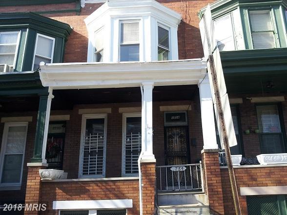 1734 Ruxton Avenue, Baltimore, MD 21216 (#BA10217172) :: The Dailey Group